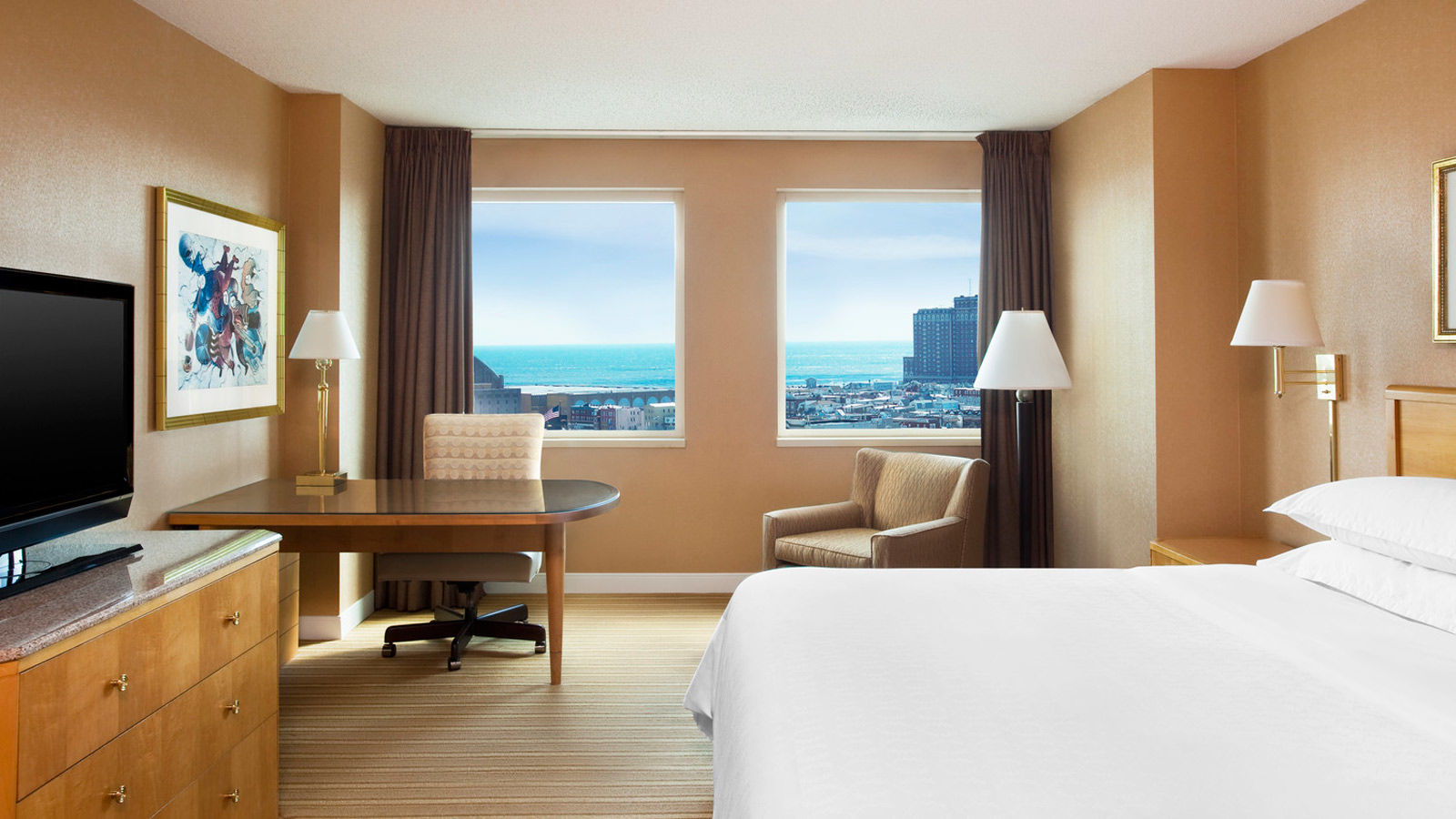 Atlantic City Accommodations | Club Guest Room