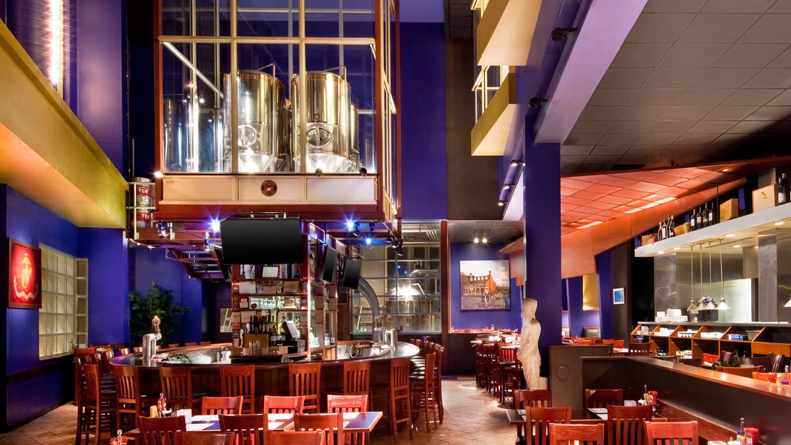 Atlantic City Restaurants | Sheraton Atlantic City Convention Center Hotel
