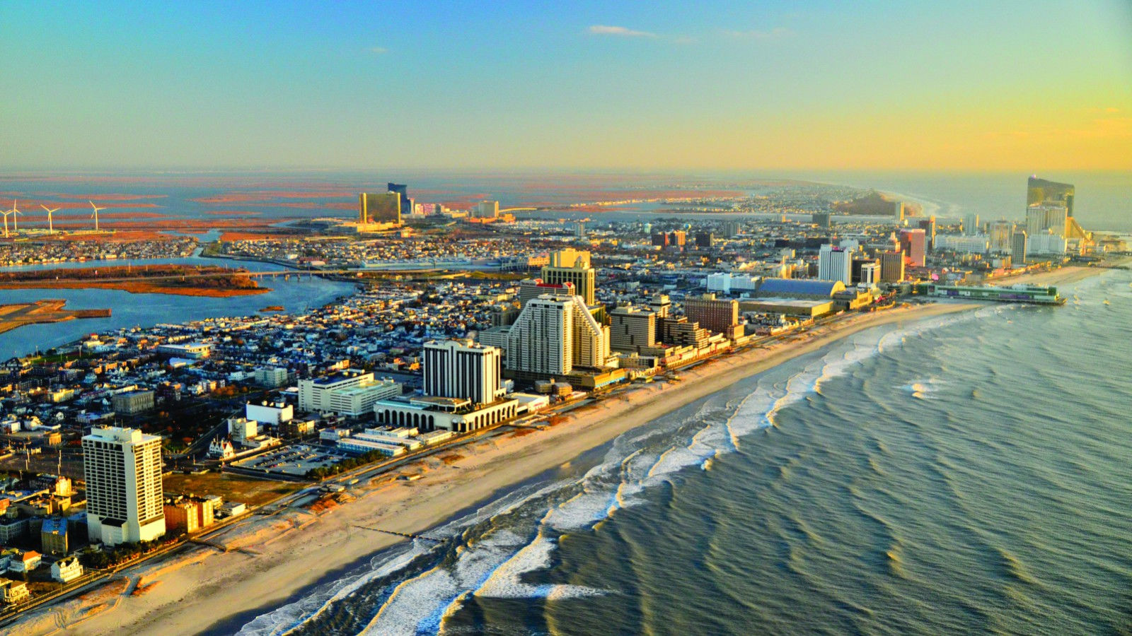 Atlantic City Local Area