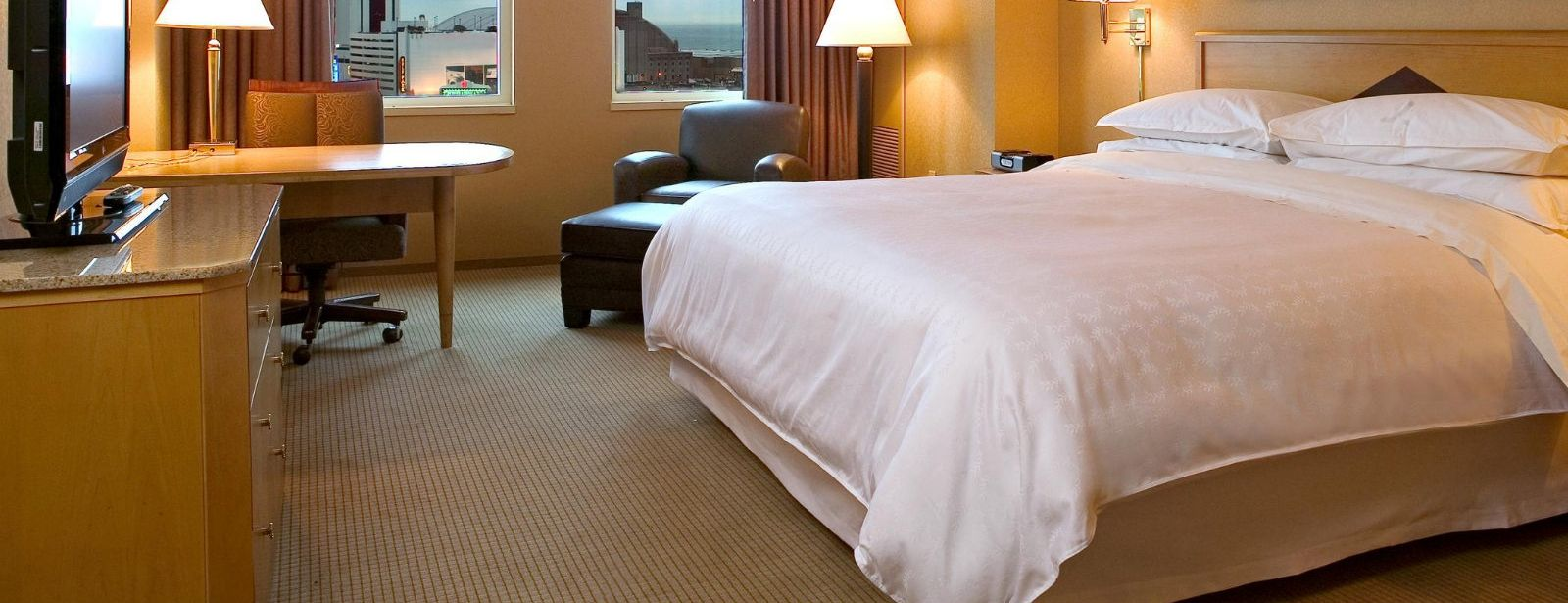 Atlantic City Accommodations | PURE® Allergy-Friendly Guest Room