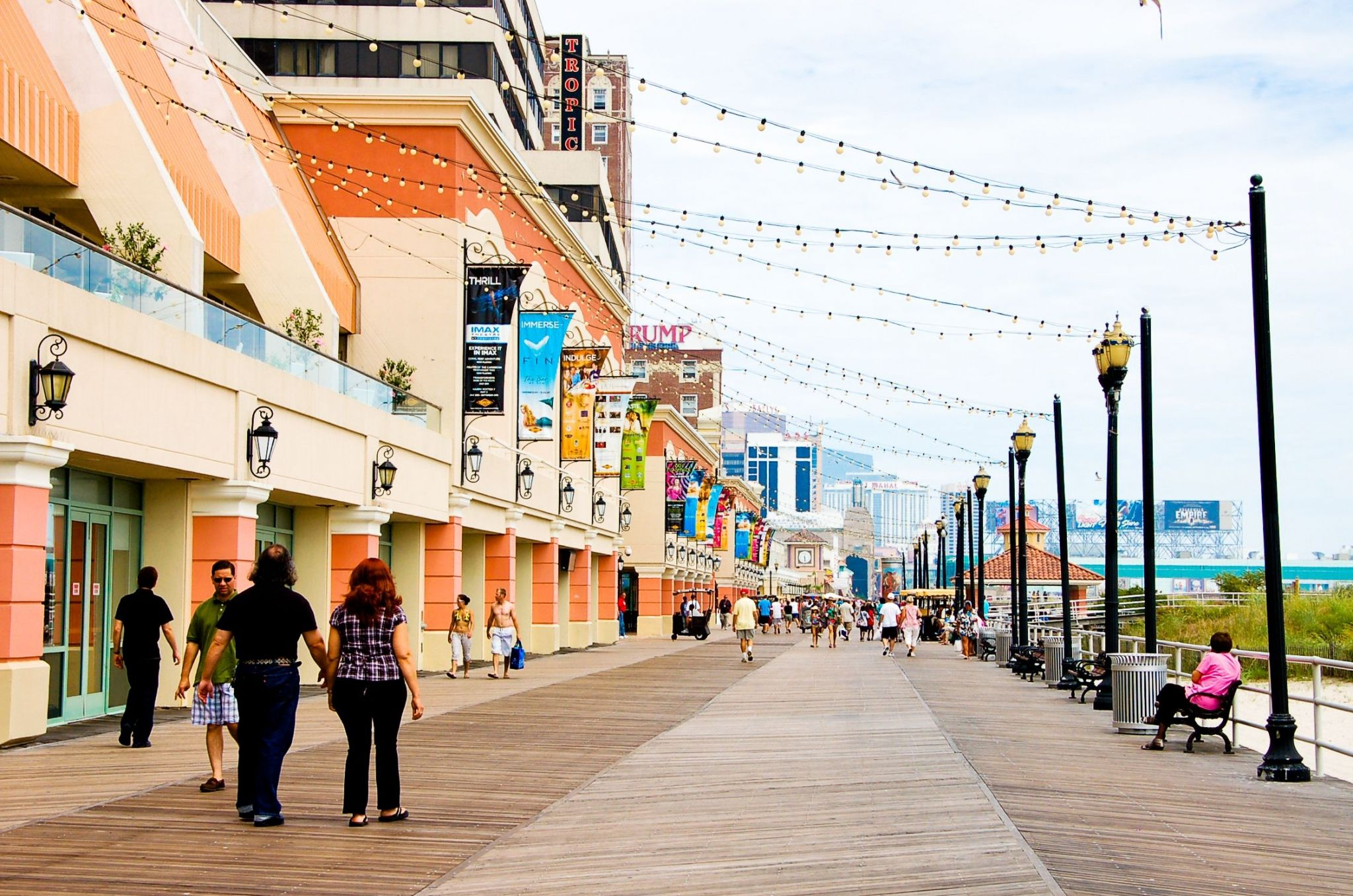 Sheraton Atlantic City - Atlantic City Boardwalk